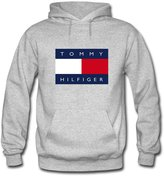 Tommy Hilfiger Printed For Mens Hoodies Sweatshirts Pullover Tops