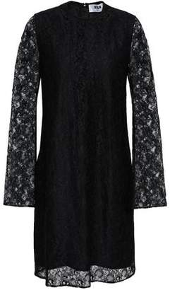 MSGM Lace Mini Dress