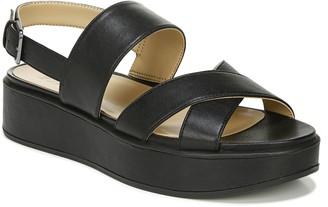 Naturalizer Slingback Platform Sandals - Caryn