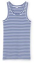 Petit Bateau Womens striped tank top