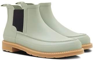 Hunter Moc Toe Waterproof Chelsea Rain Boot