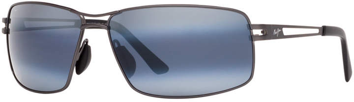 Maui Jim Polarized Manu Sunglasses, 276 64