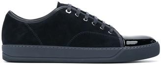 Lanvin DBB1 patent-toe sneakers