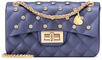 MonnaLisa Embellished shoulder bag
