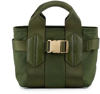 Frame Le California Mini Fabric Crossbody Bag