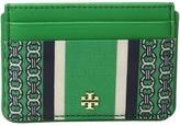 Tory Burch Gemini Link Slim Card Case Credit card Wallet