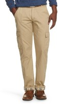 Wrangler Men's Flannel Lined Cargo Pants