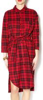 Fashion Classic 36 Plaid Dress