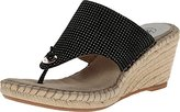 Johnston & Murphy Women's Ainsley Thong Wedge Sandal