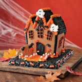 No-Bake Halloween Haunted House Kit