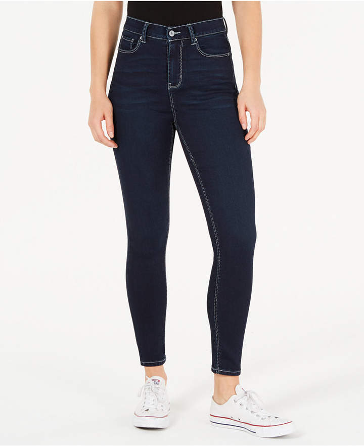 26a22196353eeb High Rise Jeggings - ShopStyle