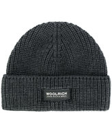 Woolrich classic knitted beanie hat