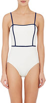 Solid & Striped Women's Lexi One-Piece Swimsuit-WHITE