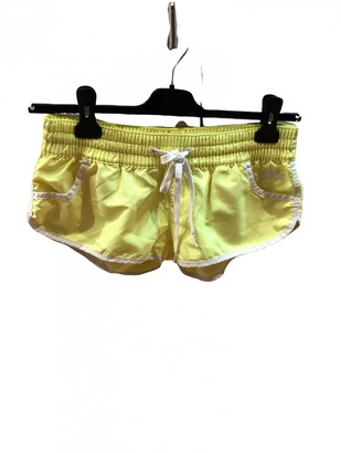 Sundek Yellow Shorts for Women