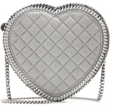 Stella McCartney Faux Leather Quilted Shoulder Bag