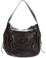 Henry Beguelin Cinched Leather Hobo