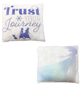 Disney 2 Pack Squishy Pillows Bedding