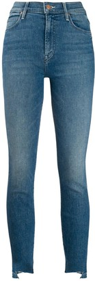 Mother Stunner Two Step Fray jeans