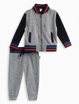 Splendid Baby Boy Active Jacket with Pant Set
