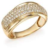 Bloomingdale's Diamond Band Ring in 14K Yellow Gold, .50 ct. t.w. - 100% Exclusive