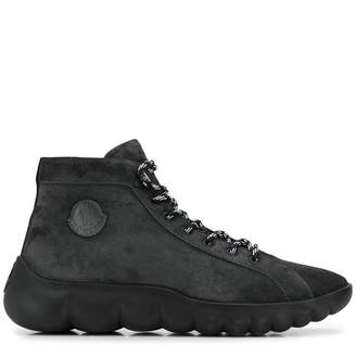 Moncler hi-top sneakers