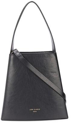 Low Classic mini leather Curve bag