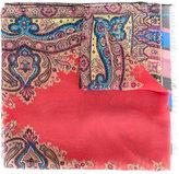 Etro multi printed scarf - women - Silk - One Size