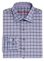 Robert Graham Boys' Plaid Dress Shirt - Big Kid