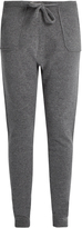 Denis Colomb Sarouel tapered-leg cashmere trousers
