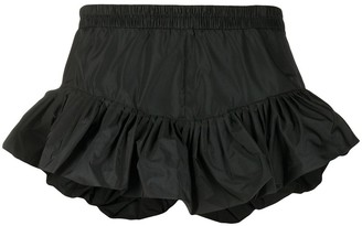 Philosophy di Lorenzo Serafini Ruffled Elasticated Waist Shorts