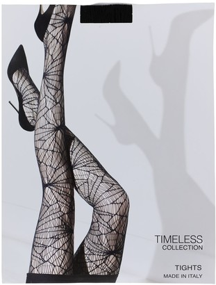 Emilio Cavallini Spider Net Tights
