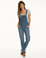 Le Château Fitted Denim Overall