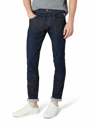 Replay Men's Anbass Stretch Jeans