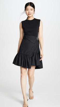 3.1 Phillip Lim Belted T-Shirt Dress