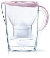 "Brita Marella"" Water Filter Jug, Pastel Berry, 2.4 Litre"