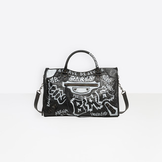 Balenciaga Classic City Graffiti