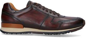 Magnanni Leather Tonal Sneakers