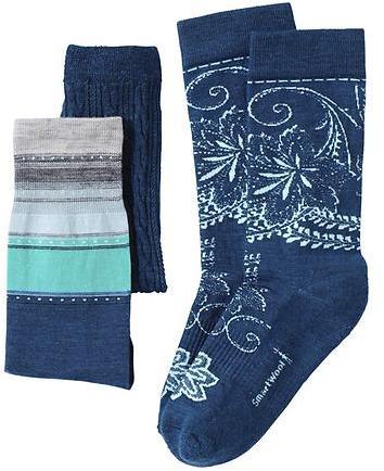 Smartwool Blue Gift Sock Set