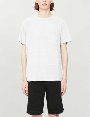 AllSaints Aldwin relaxed-fit cotton-jersey T-shirt