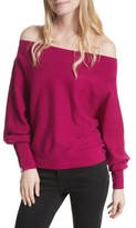 Free People Women's Hide And Seek Off The Shoulder Sweater