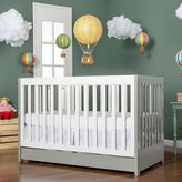 Dream On Me Milano 5-in-1 Convertible Crib