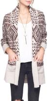 Gentle Fawn Printed Dolly Cardigan