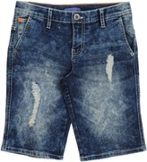 Gaudi' Denim bermudas - Item 42586792