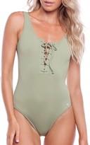 rhythm Women's Sunchaser One-Piece Swimsuit