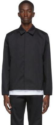 AFFIX Black Coach Jacket