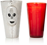 Thomas Laboratories Fuchs Skull Cocktail Shaker