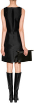 Jil Sander Navy Dress in Black