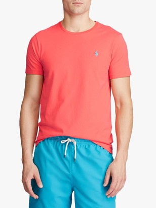 Ralph Lauren Polo Cotton Crew Neck T-Shirt