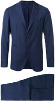 Tagliatore two piece suit - men - Silk/Cupro/Mohair/Virgin Wool - 46