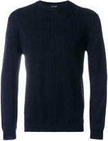Emporio Armani long sleeved sweater